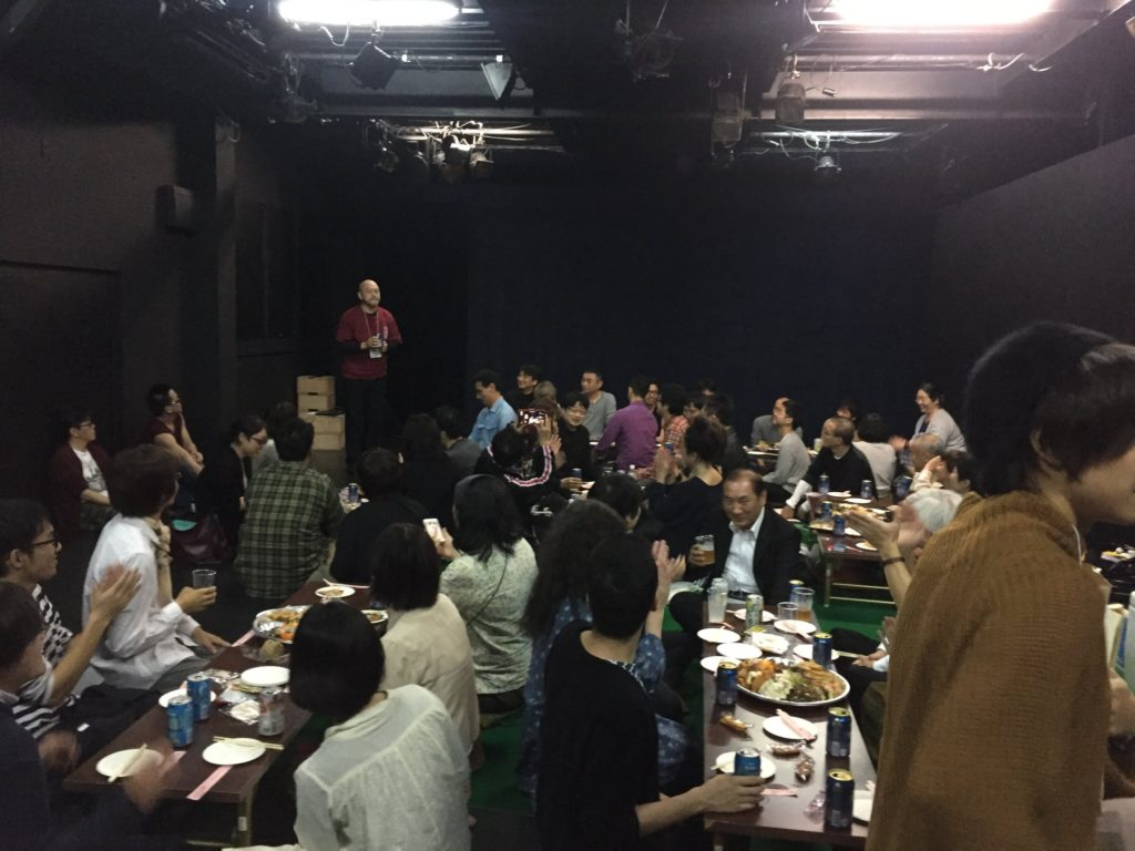 第一回全国小劇場ネットワーク会議 in 沖縄